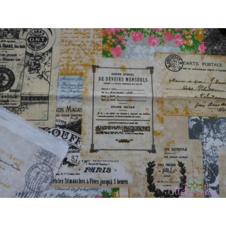 Loneta cartas postales