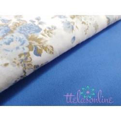 Canutillo azul  medio